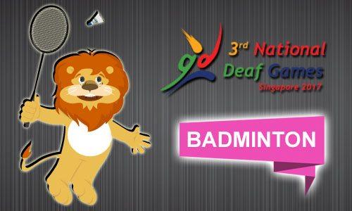 NDG 2017 Badminton