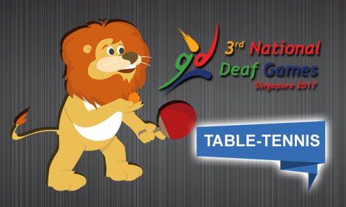 NDG 2017 Table Tennis