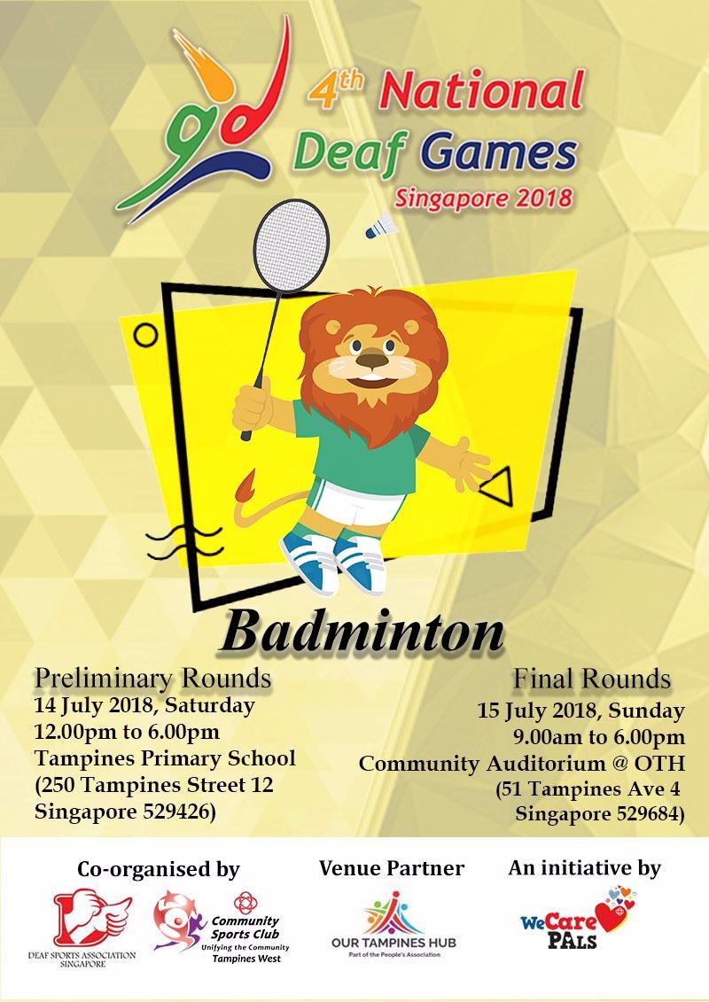 NDG Badminton