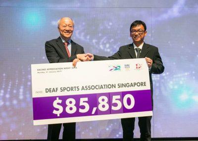 photo credits: Singapore Turf Club