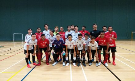 DSA Men Futsal Team prepares for 3rd Asia Pacific Deaf Futsal Championship 2019 in Bangkok
