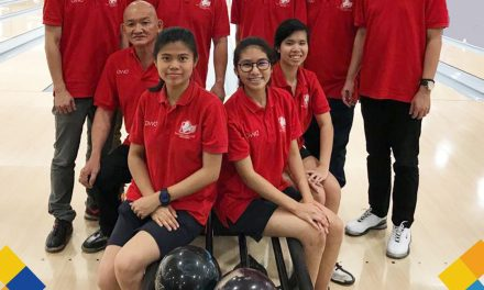 Singapore sends a team to ASEAN Deaf Bowling Championships 2019 in Manila, Philippines