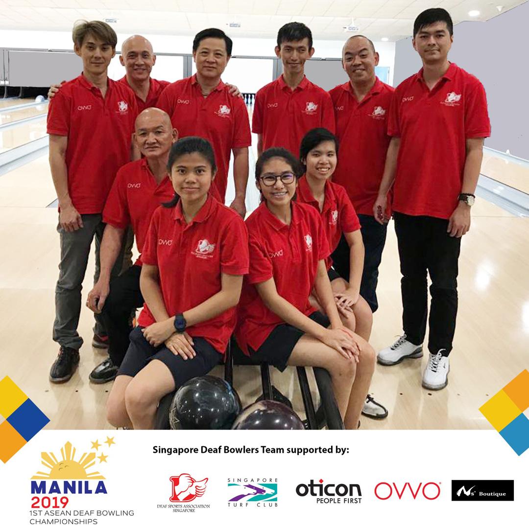 Team 10 members 2019