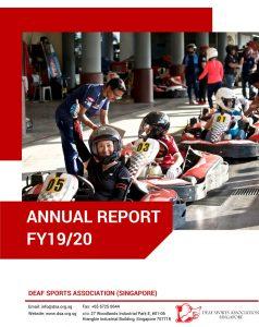 DSA Annual Report FY19-20